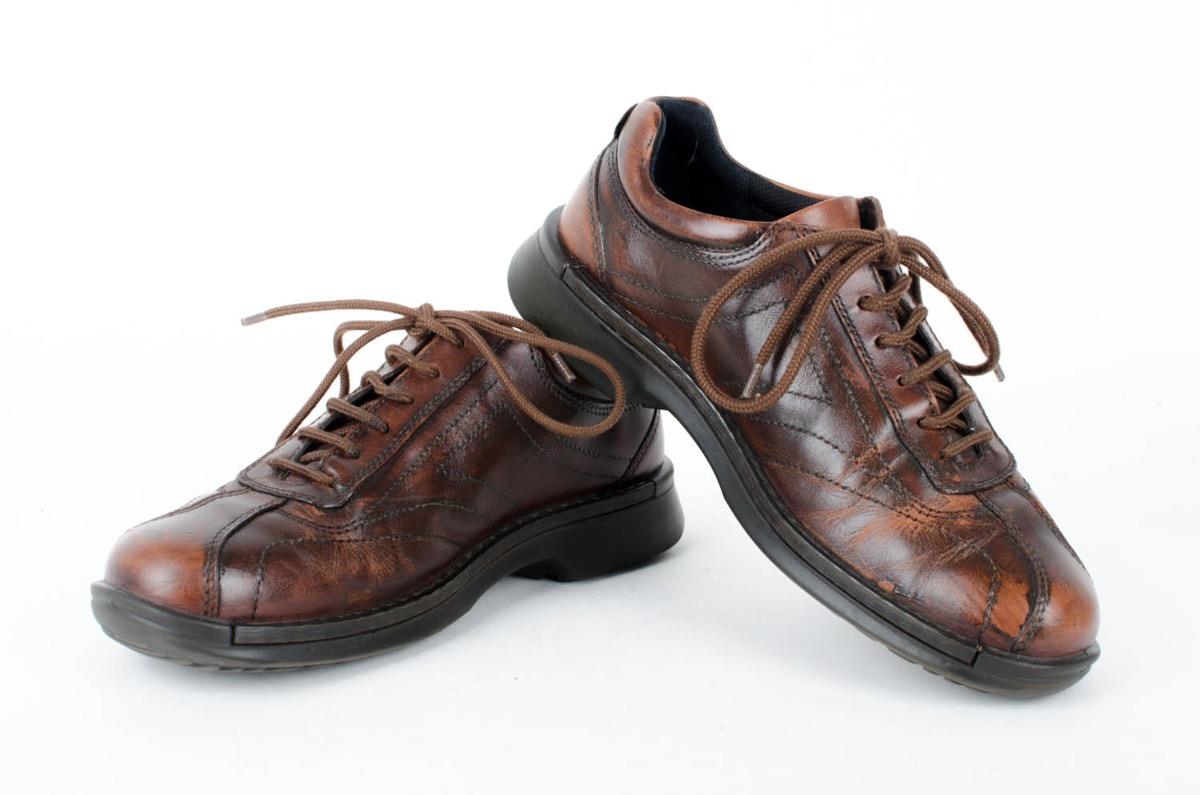 ECCO Light Shock Point Brown Patina 40