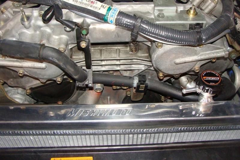 Blue Mishimoto MMHOSE-350Z-03BL Nissan 350Z Silicone Radiator Hose Kit 2003-2006