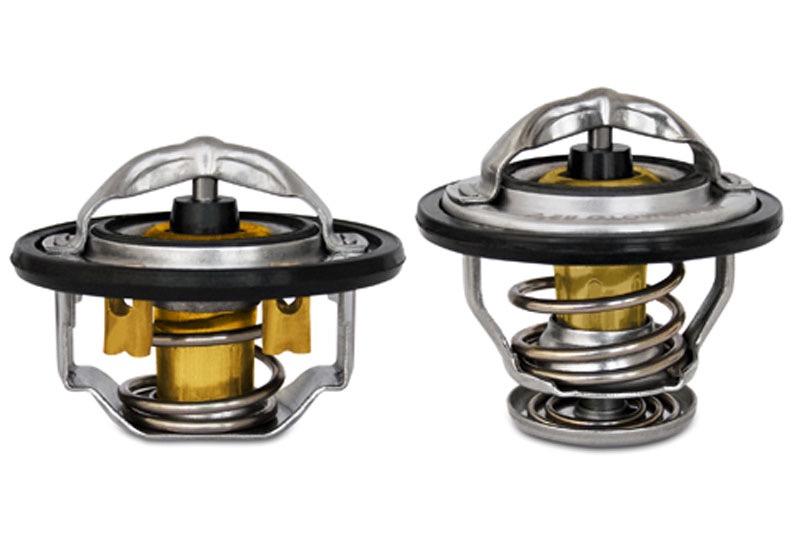 mishimoto thermostat 01 10 chevrolet silverado 2500hd v8 6 6l duramax high temp ebay. Black Bedroom Furniture Sets. Home Design Ideas