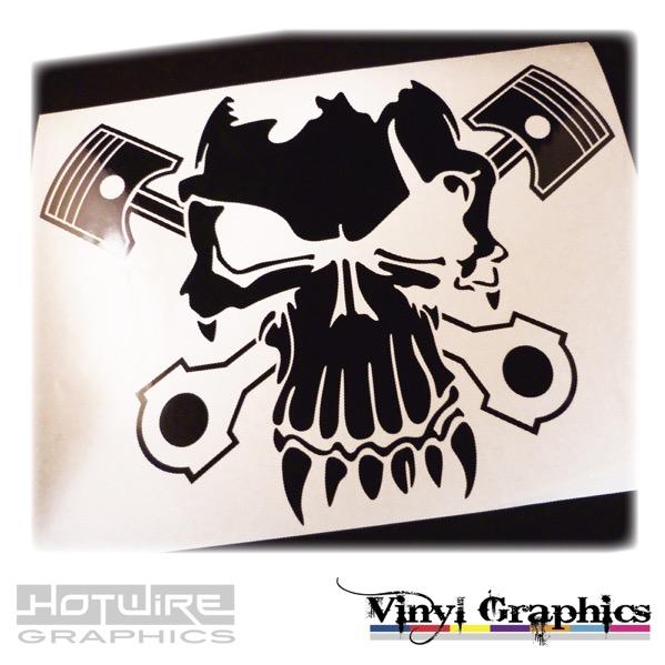 Vinyl graphics sticker pack