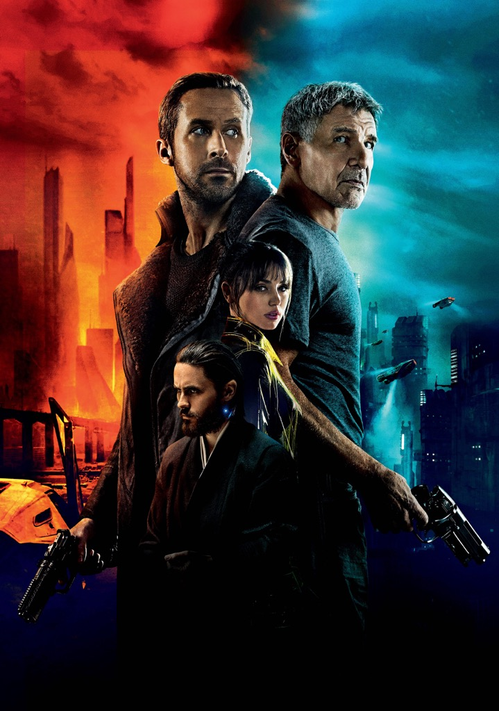 BLADE RUNNER 2049 Movie PHOTO Print POSTER Film 2017 Textless Glossy IMAX 004