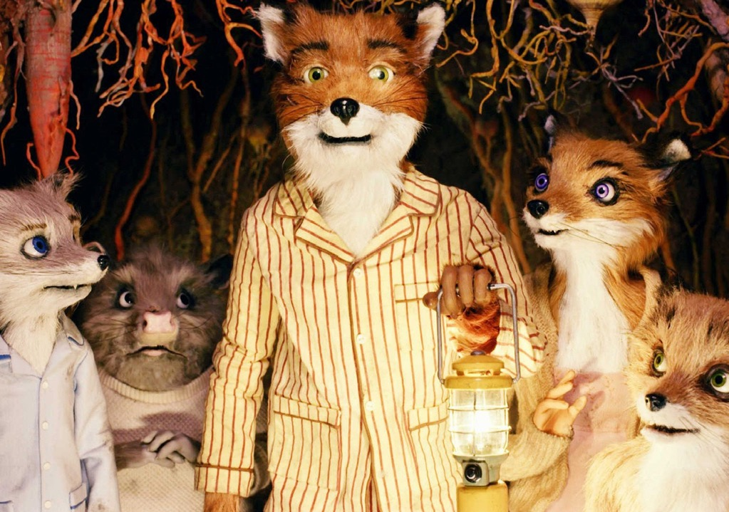 Fantastic Mr Fox Movie Photo Print Poster Film Wes Anderson George Clooney 002 Ebay