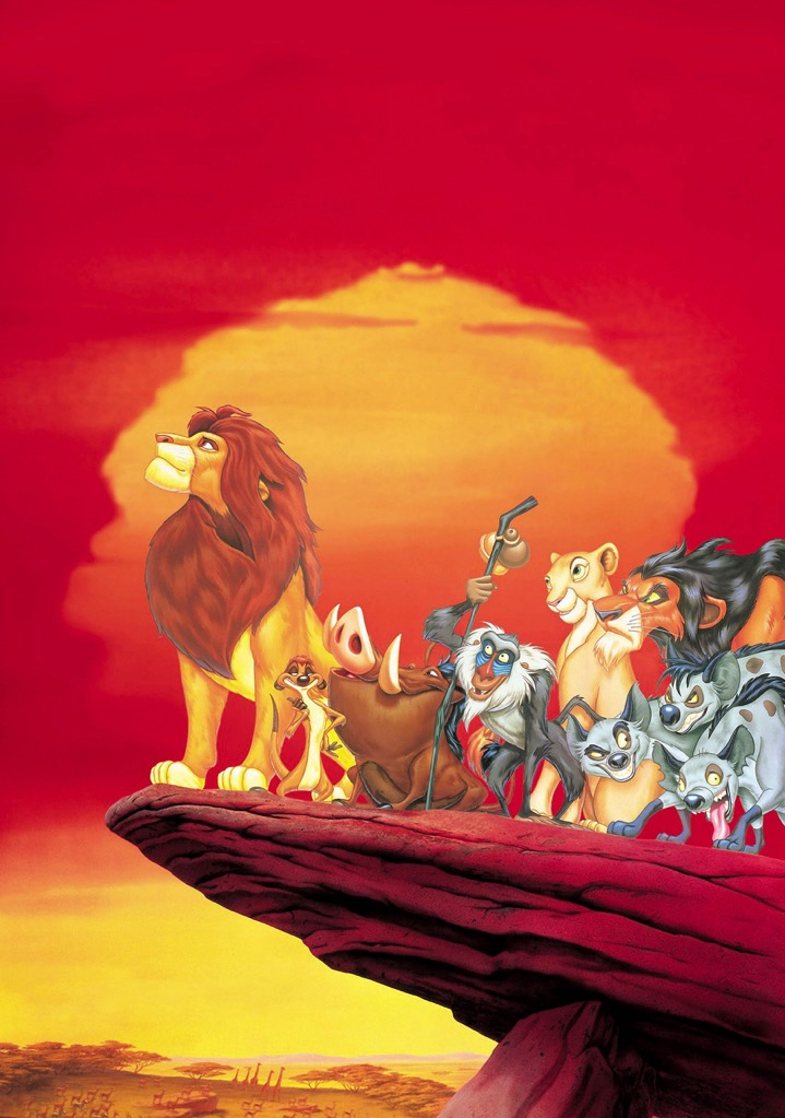 Details About The Lion King Movie Photo Print Poster Textless Film Art Comedy Family Cartoon 2